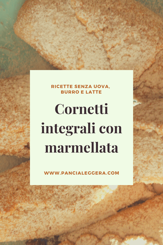 """Cornetti """"Brutti, ma buoni"""""""