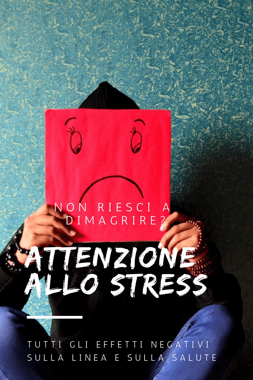 Lo stress può fare ingrassare?