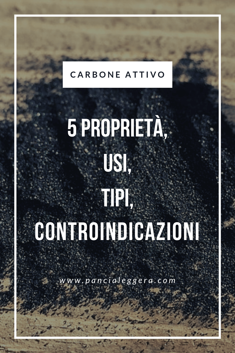 Carbone – rimedio naturale antico