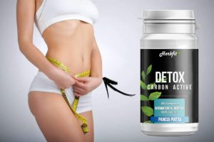 detox carbon active integratore