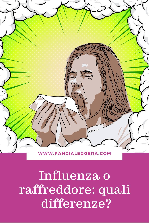 InfoPills: Sindrome parainfluenzale, influenza o raffreddore?