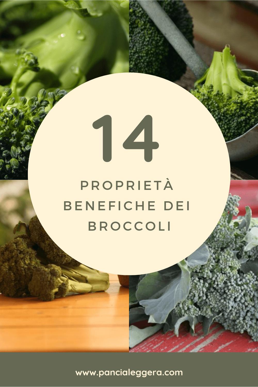 Broccoli – tutte le proprietà benefiche e le controindicazioni