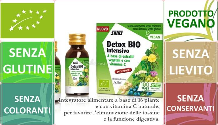 Detox Bio Intensivo – come disintossicarsi e dimagrire con un solo prodotto naturale?
