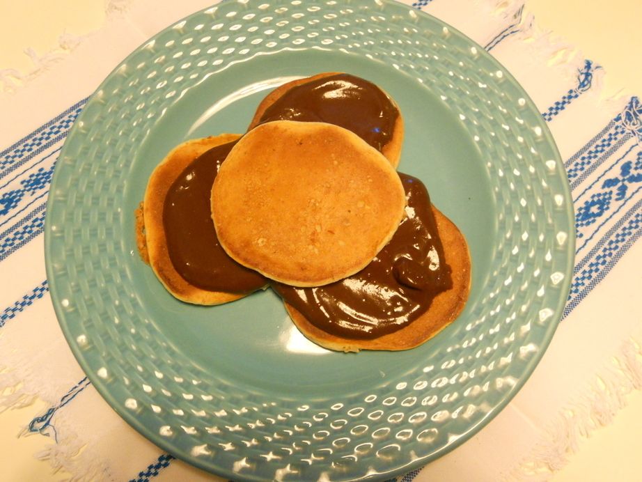 pancakes-kefir-crema-cioccolato
