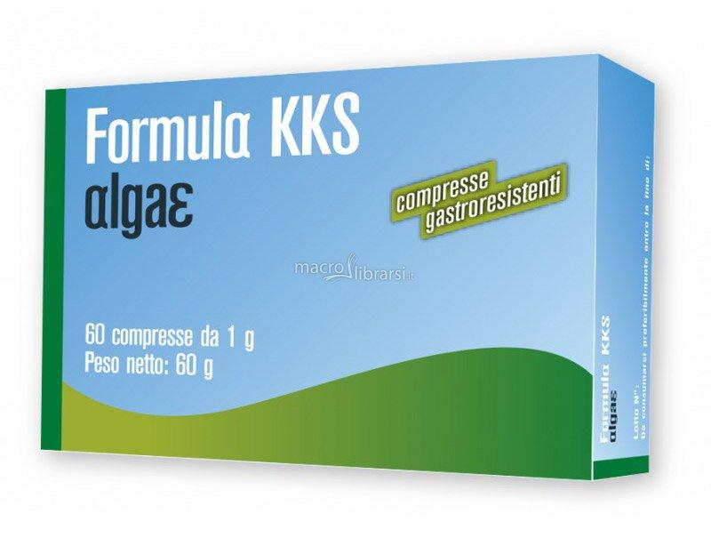 Formula KKS Algae – Integratore Di Alga Klamath, Kombu, Spirulina e Erba Medica – Il Benessere A Portata Di…Alghe