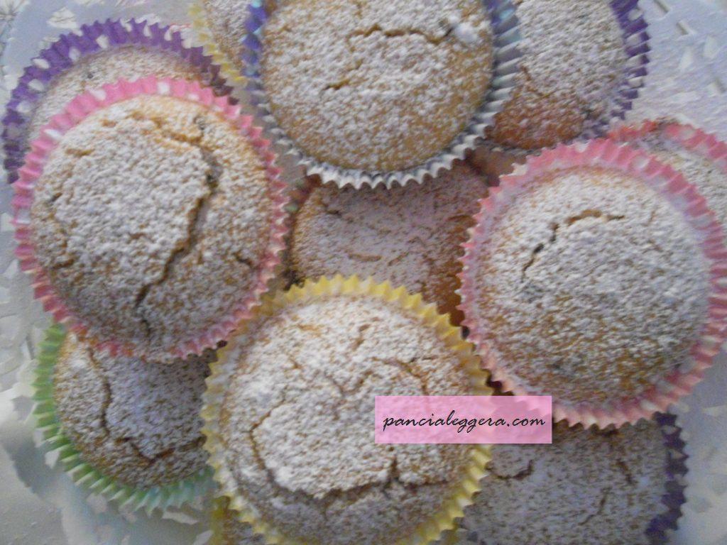 muffin-cocco-cioccolato-senza-glutine-light-pancialeggera