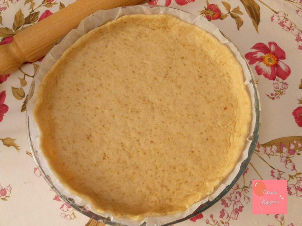 crostata-farro-senza-uova-burro-procedimento6-pancialeggera