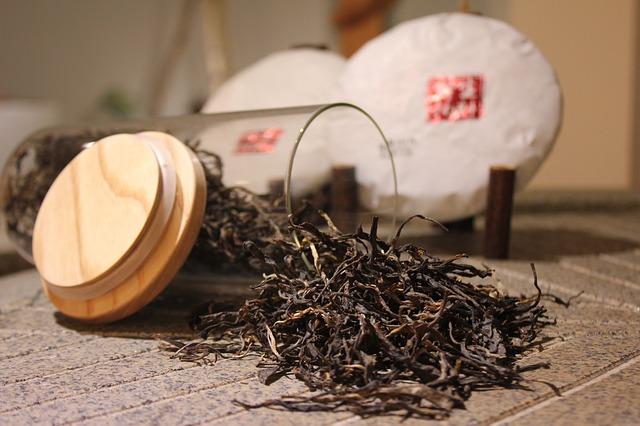 alimenti-flora-intestinale-tè-nero-pancialeggera