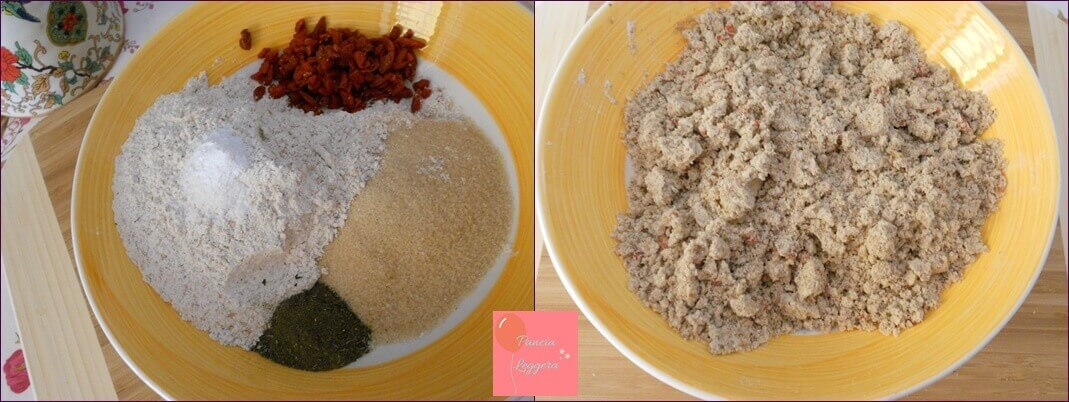 biscotti-integrali-al-tè-verde-senza-burro-procedimento1-pancialeggera