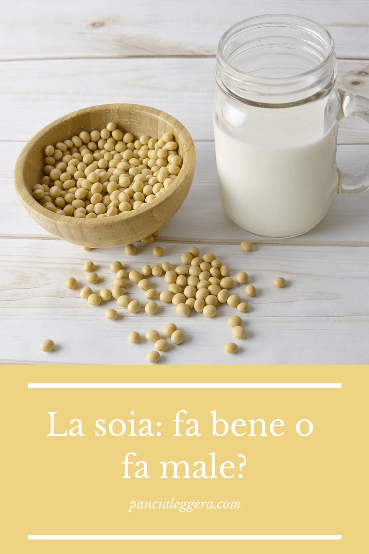 """I pro e i contro della soia. 5 proprietà benefiche e 5 controindicazioni del """"cibo del futuro""""."""