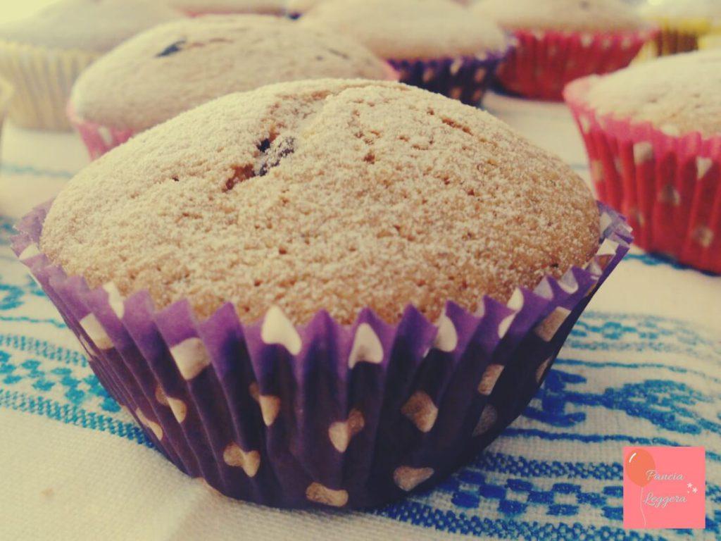 muffin-integrali-al-tè-verde-con-gocce-di-cioccolato-senza-uova-pancialeggera