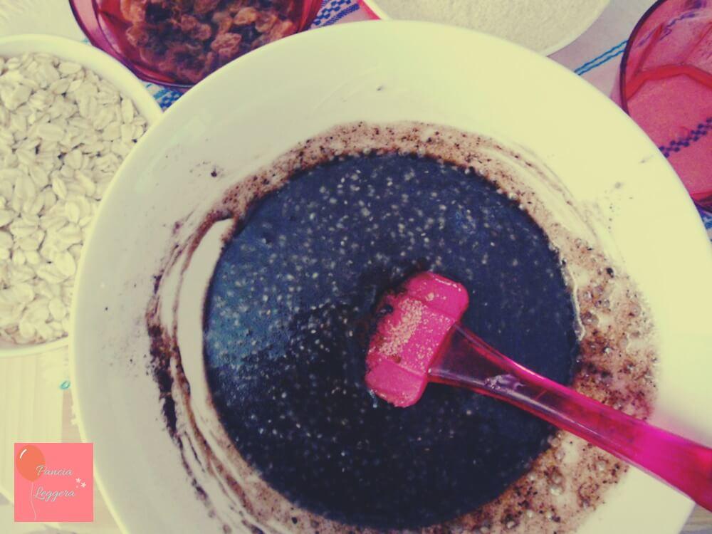 biscotti-cacao-avena-farina-integrale-uvetta-procedimento2-pancialeggera