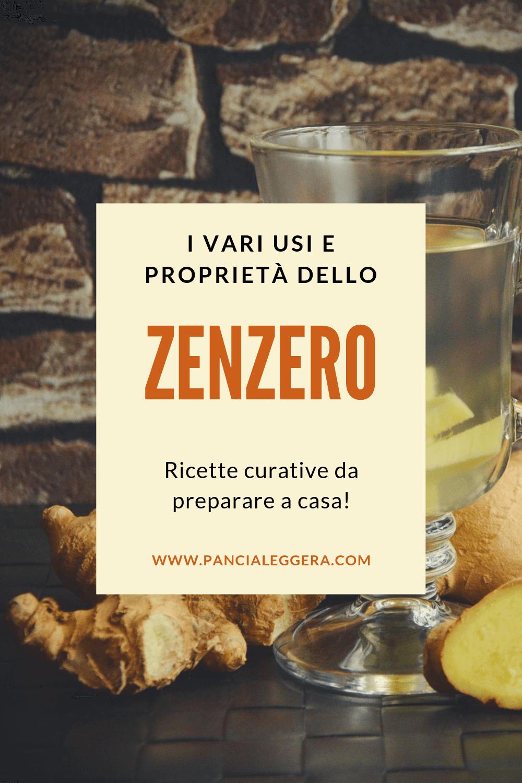 Non solo in cucina – i vari usi e proprietà dello zenzero, la spezia del benessere. Alcune ricette curative.