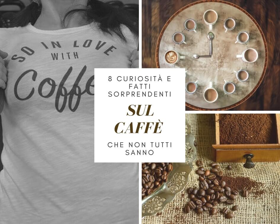 8 curiosità e fatti sorprendenti sul caffè che non tutti sanno
