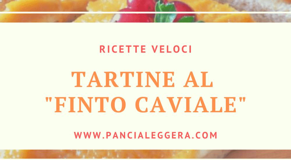 """Tartine al """"finto caviale"""" – ricetta di un antipasto veloce con acciughe e carote, due ingredienti per un concentrato di benessere"""