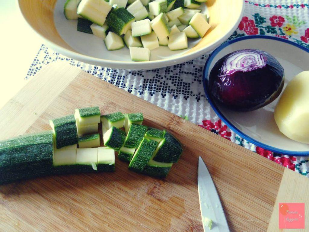 Vellutata di zucchine e lenticchie pancia leggera for Lenticchie d acqua