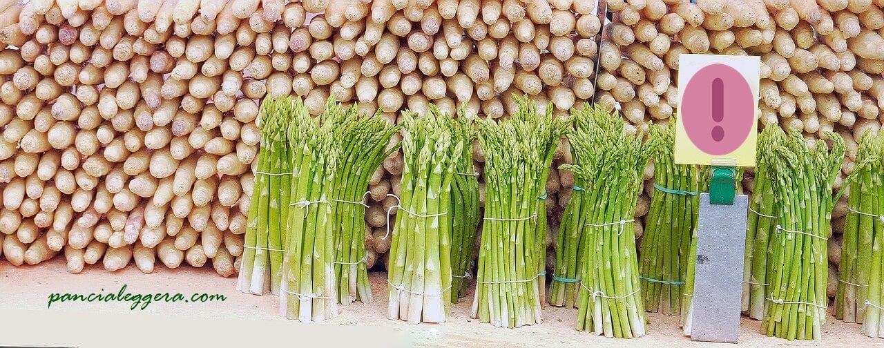 asparagi-effetti-collaterali-e-controindicazioni