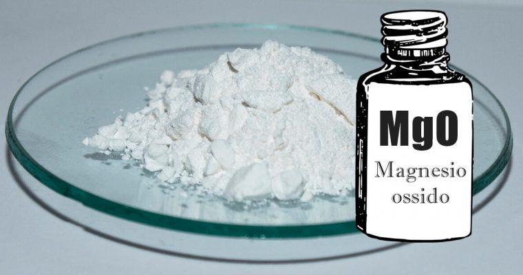 Ossido di magnesio – un integratore che aiuta o danneggia la nostra salute? Quali alternative?