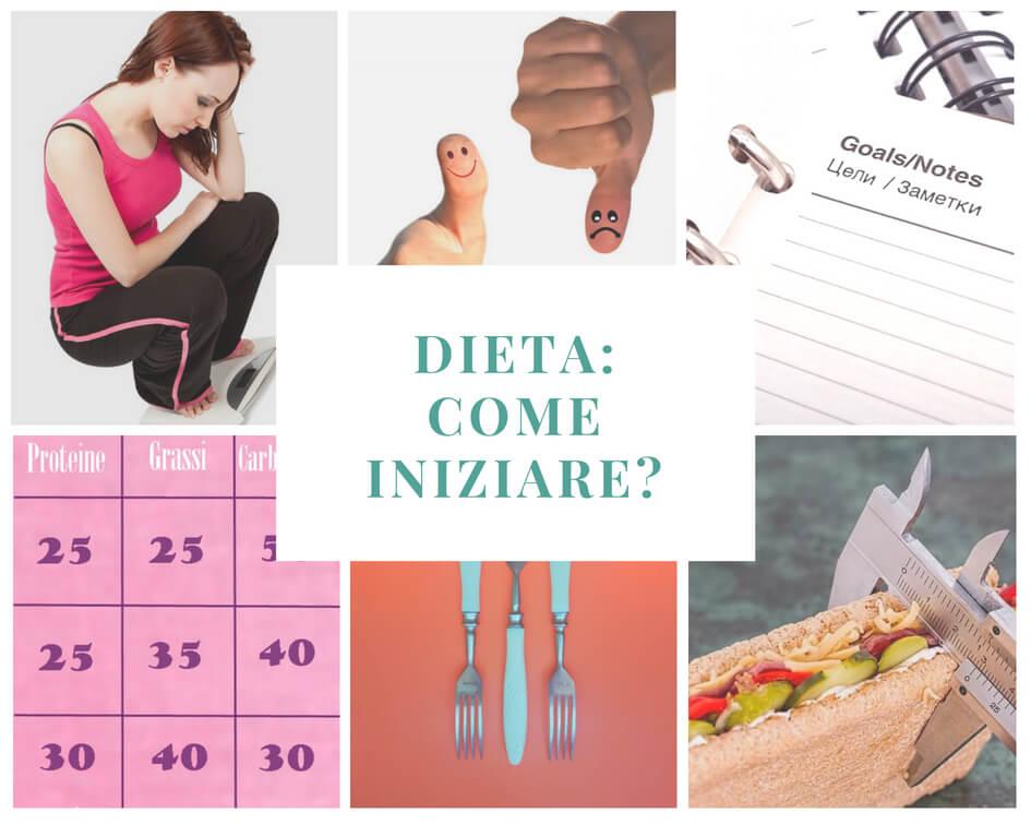 Dieta – cosa fare per perdere peso? I 7 passi per iniziare a dimagrire.