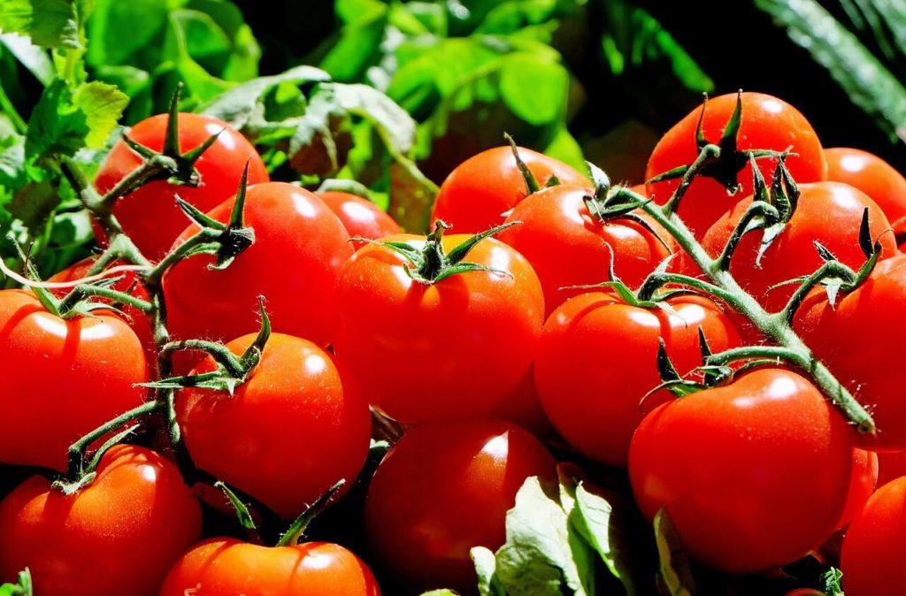 cibi-ricchi-di-collagene-pomodori