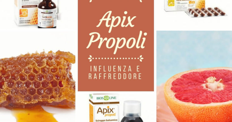 Apix Propoli contro i sintomi del raffreddore