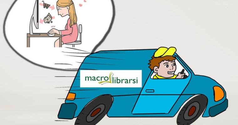 Macrolibrarsi store online – non solo libri