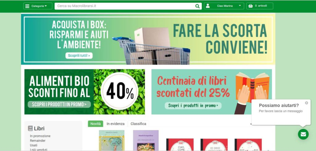 macrolibrarsi store online