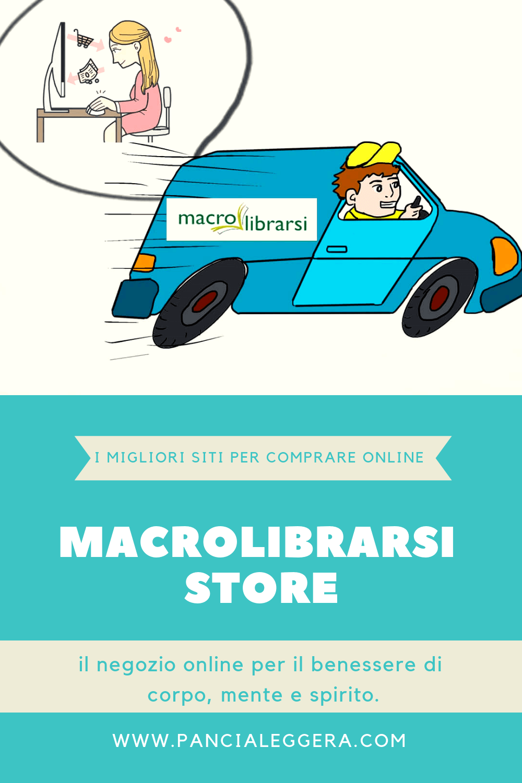 macrolibrarsi store online recensione