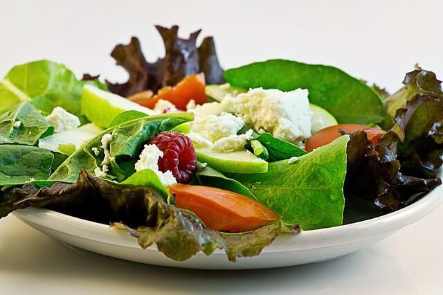 come ottenere un fisico perfetto cibo fresco