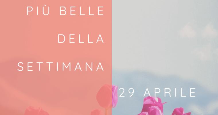 Frasi, aforismi e citazioni più belle della settimana 29 aprile – 5 maggio 2019