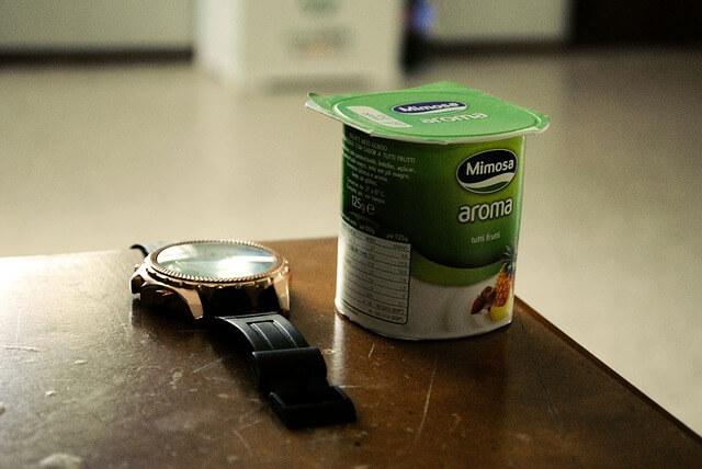 yogurt alla frutta cibi ietetici da evitare