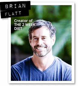 brian flatt autore dieta 2 settimane