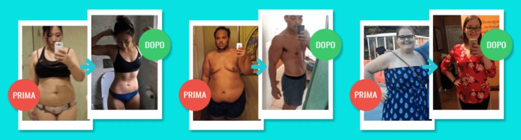 dieta 2 settimane testimonianze