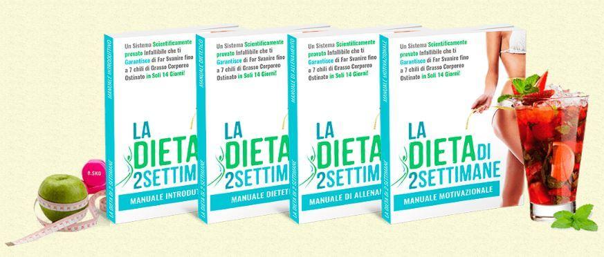 dieta delle 2 settimane 4 manuali