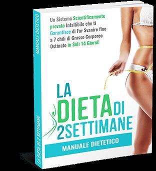 dieta 2 settimane manuale dietetico