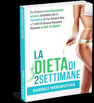 dieta delle 2 settimane manuale introduttivo