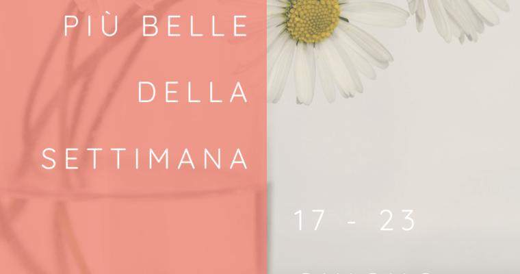 Frasi, aforismi e citazioni più belle della settimana 17 – 23 giugno 2019