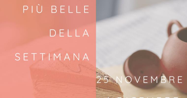 Frasi, aforismi e citazioni più belle della settimana 25 novembre – 1 dicembre 2019