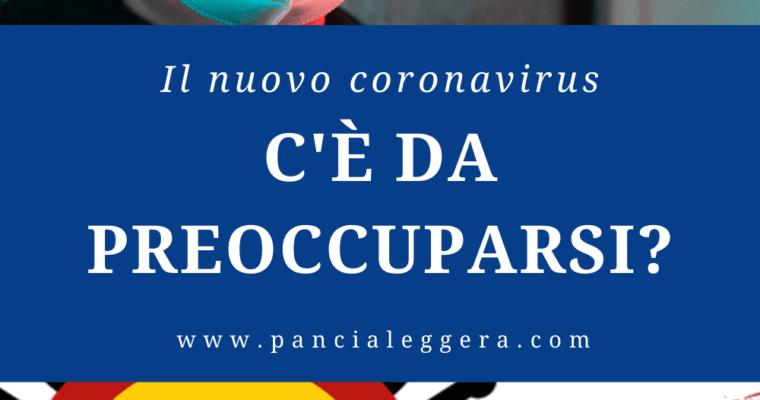 Il nuovo coronavirus: come avviene il contagio, sintomi, cure e come difendersi