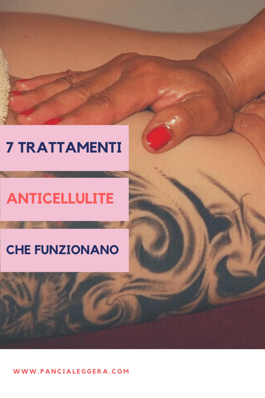 Cellulite: 7 trattamenti estetici che funzionano