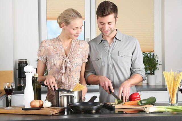 perché le diete falliscono - manca il tempo per cucinare