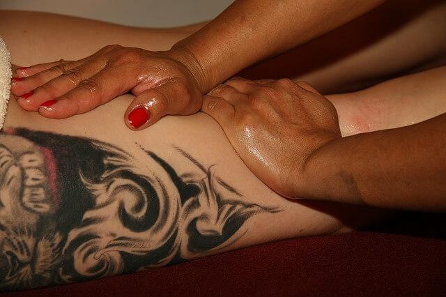 trattamenti anticellulite massaggio