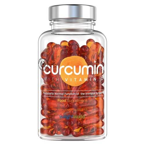curcumin integratore alimentare con vitamina d3