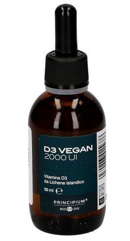 d3 vegan 2000 ui integratore di vitamina d3 da lichene islandico