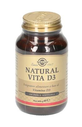 natural vita d3 integratore alimentare