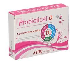 probiotical integratore alimentare probiotico di vitamina d3