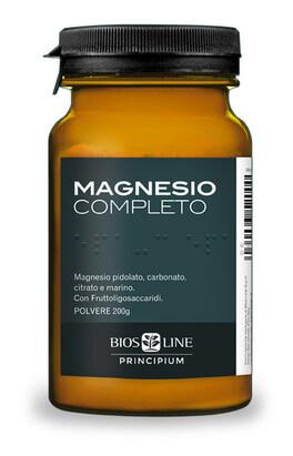 magnesio completo - integratore alimentare