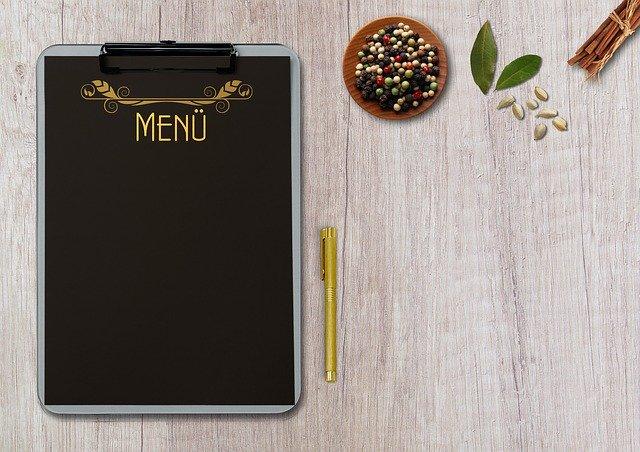 menu - dieta adamski