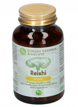 reishi plus - integratore in compresse